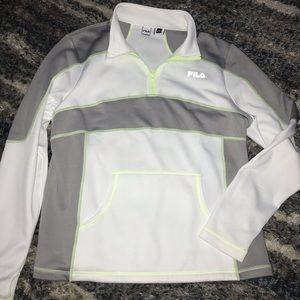 Fila 3/4 zip pullover